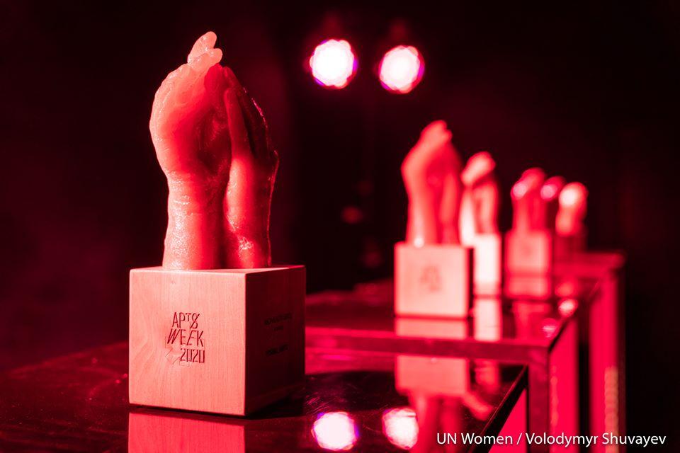 Оксана Забужко стала лавреаткою премії Women in Arts-2020 в літературі