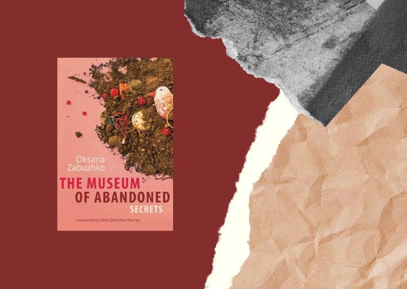 Ніна Шевчук-Мюррей про переклад англійською «Музею покинутих секретів»